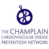 The Champlain Cardiovascular Disease Prevention Network logo