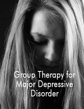 Group Therapy for Major Depressive Disorder