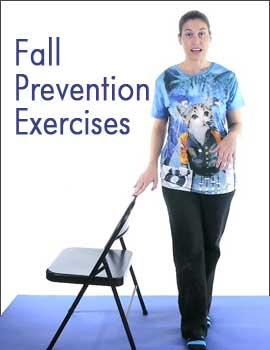 Fall Prevention Exercises