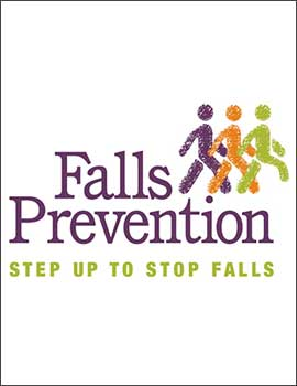 Fall Prevention - Step up to Stop Falls
