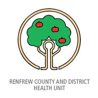 Renfrew County and District Health Unit logo
